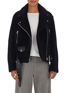 Acne Studios Women's Merlyn Shearling Jacket