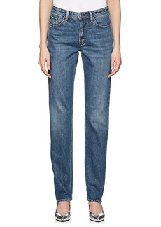 Acne Studios Women's South Straight Jeans