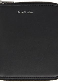 Acne Studios Black Csarite Wallet