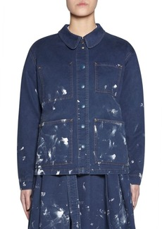 Acne Studios Bleach Denim Jacket