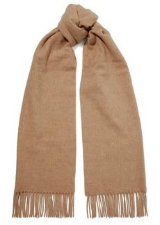 Acne Studios Canada Fringed Wool Scarf
