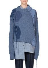Acne Studios Distressed Wool Sweater