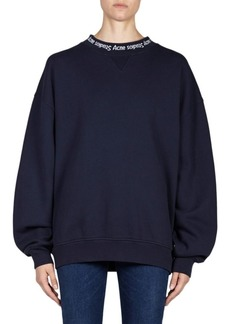 Acne Studios Puffy Sleeve Sweater