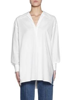 Acne Studios Long-Sleeve Cotton Shirt