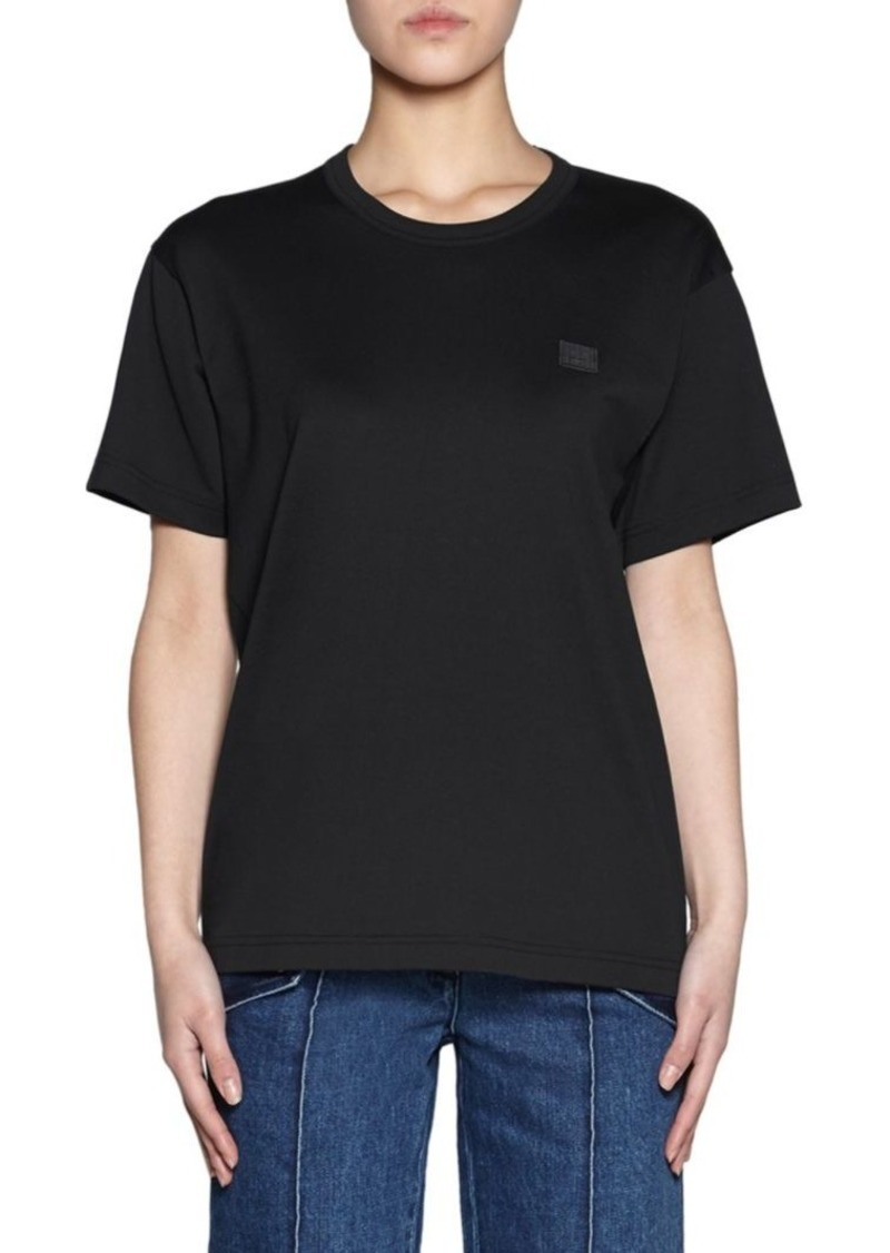 Acne Studios Nacsh Face Cotton Tee