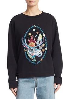 Acne Studios Oslabi Brave Sweatshirt