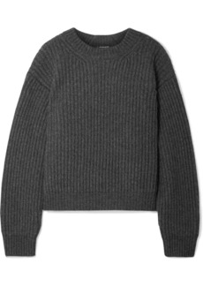 Acne Studios Oversized Ribbed Wool Sweater