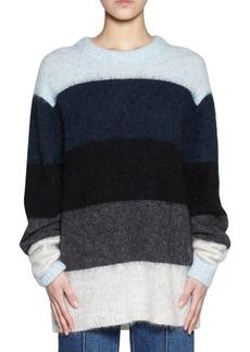 Acne Oversized Stripe Sweater