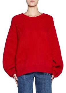 Acne Oversized Wool Sweater