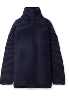 Acne Studios Oversized Wool Turtleneck Sweater