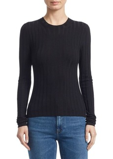 Acne Studios Ribbed Wool Sweater