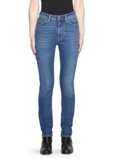 Acne Studios Skinny Five-Pocket Jeans
