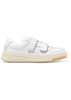 Acne Steffey leather sneakers