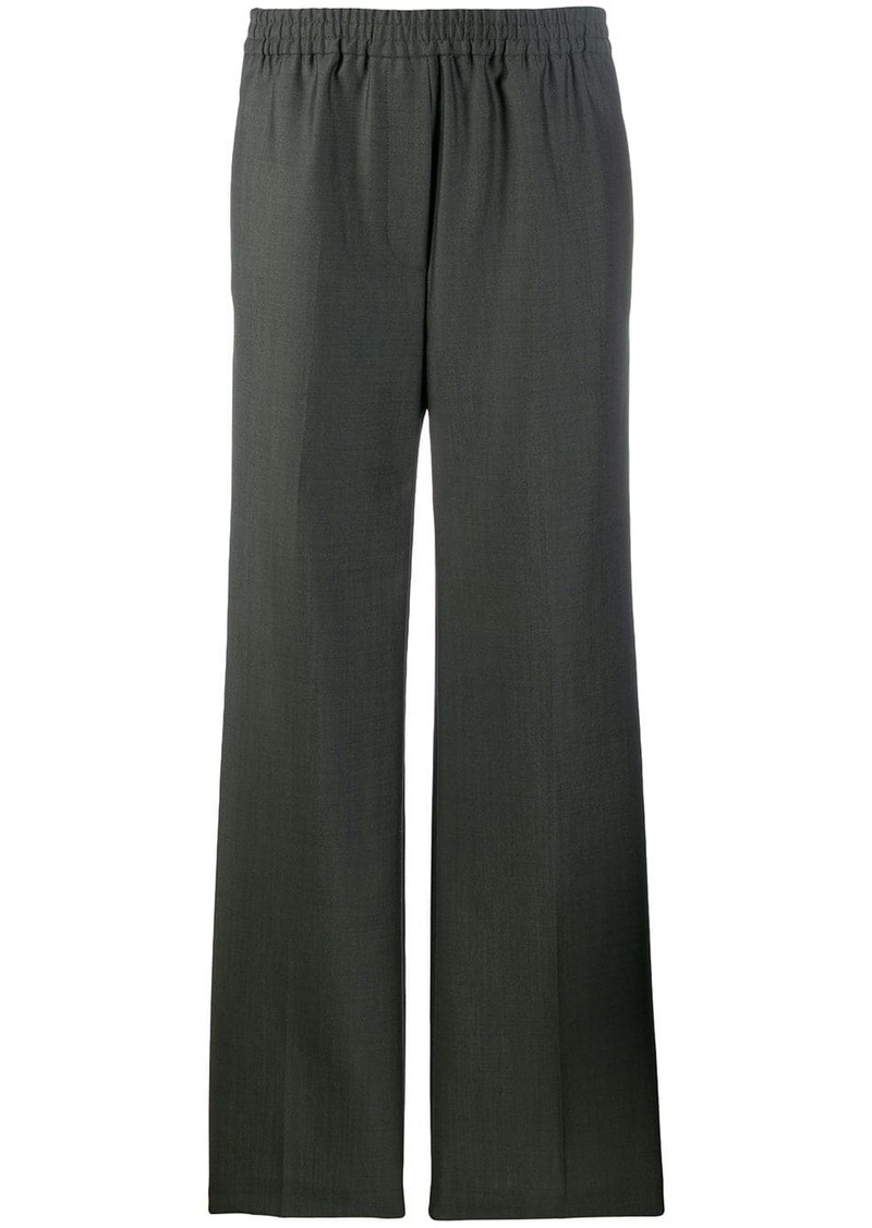 Acne Studios elasticated straight-leg trousers