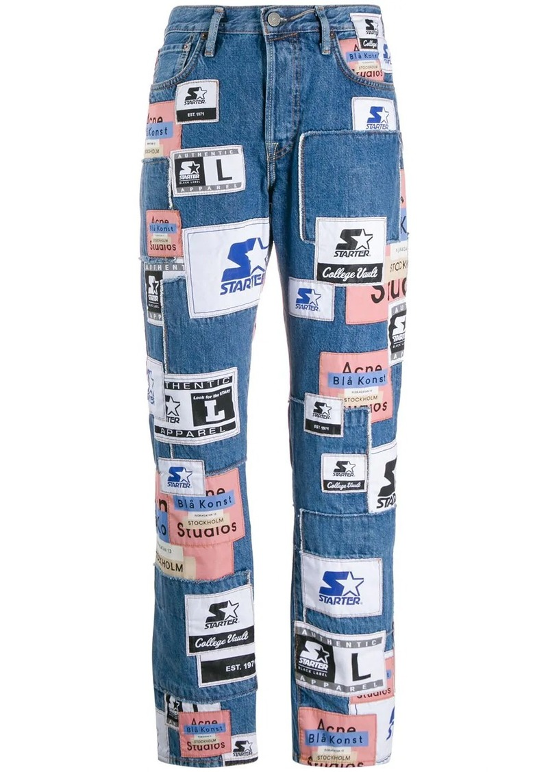 Acne Studios 1997 collab jeans