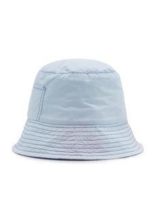 Acne Studios - Women's Heddie Tie-Dyed Cotton Bucket Hat - Blue - Moda Operandi
