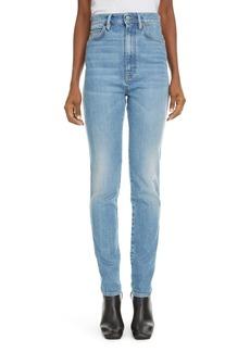 Acne Studios 1994 Super Blue Skinny Jeans