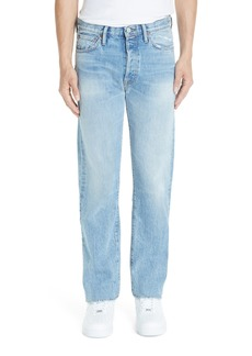 Acne Studios 1996 Straight Leg Jeans (Light Blue Trash)