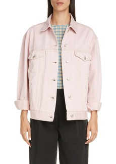 Acne Studios 2000 Rose Denim Jacket