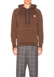 Acne Studios Bla Konst Hooded Sweatshirt