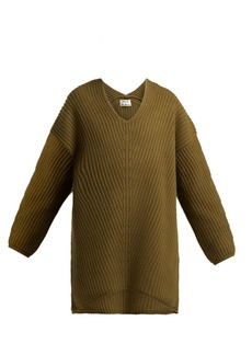 Acne Studios Deka wool sweater