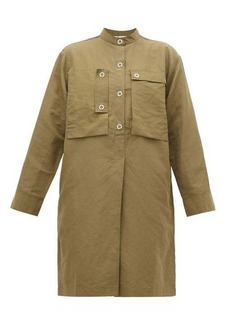 Acne Studios Dia canvas shirtdress