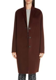 Acne Studios Double Wool Coat