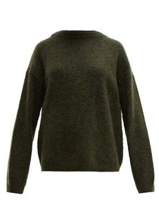 Acne Studios Dramatic oversized knit sweater