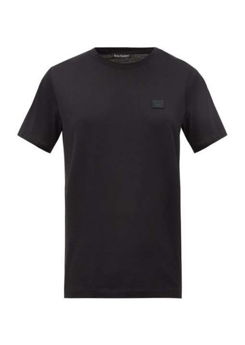 Acne Studios Ellison cotton T-shirt