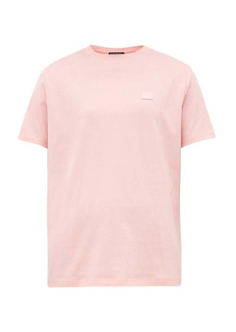 Acne Studios Ellison Face cotton-jersey T-shirt