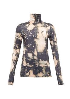 Acne Studios Eryn tie-dye jersey top
