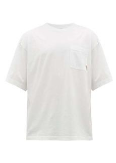 Acne Studios Extorr logo-label cotton-jersey T-shirt