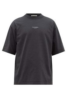 Acne Studios Extorr logo-print cotton T-shirt