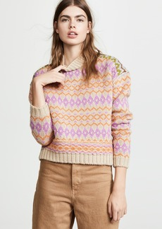Acne Studios Fair Isle Sweater