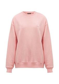 Acne Studios Forbra cotton sweatshirt