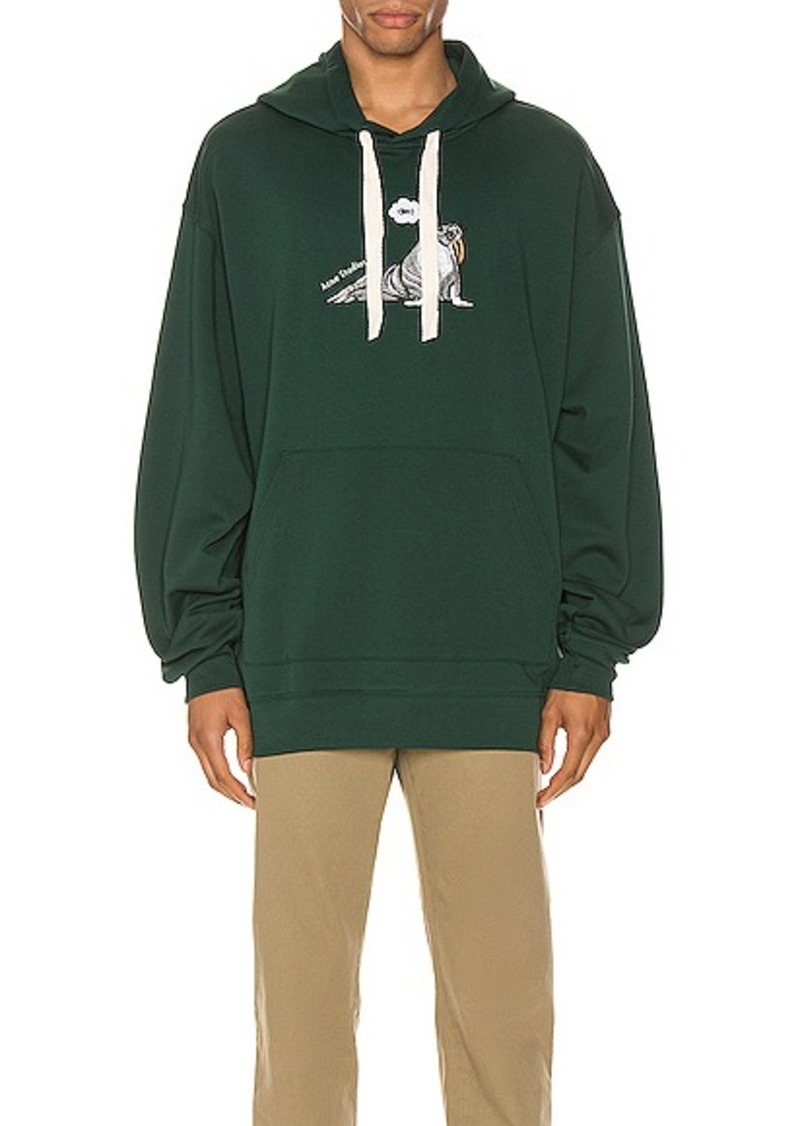 Acne Studios Falcon Animal Sweatshirt