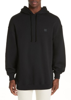 Acne Studios Farrin Face Hooded Sweatshirt