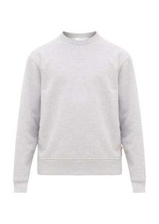 Acne Studios Fate cotton-blend sweatshirt