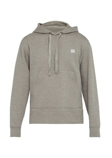 Acne Studios Ferris Face cotton hooded sweatshirt