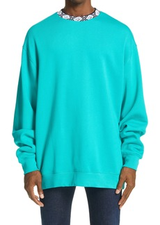 Acne Studios Future Rib Face Men's Sweatshirt
