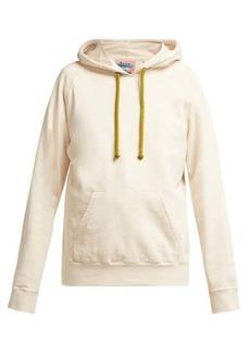 Acne Studios Hooded cotton sweatshirt