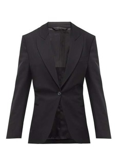 Acne Studios Jereni cinched-waist single-breasted blazer