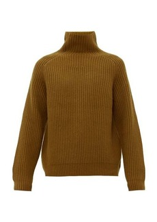 Acne Studios Kally ribbed wool sweater