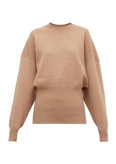 Acne Studios Kaphne blouson-sleeve jersey sweater
