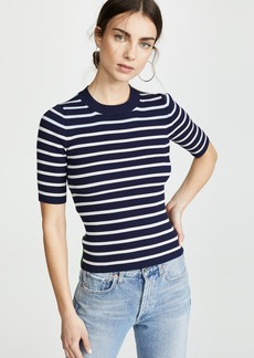 Acne Studios Kassandra Short Sleeve Sweater