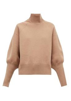 Acne Studios Kelenor balloon-sleeve sweater