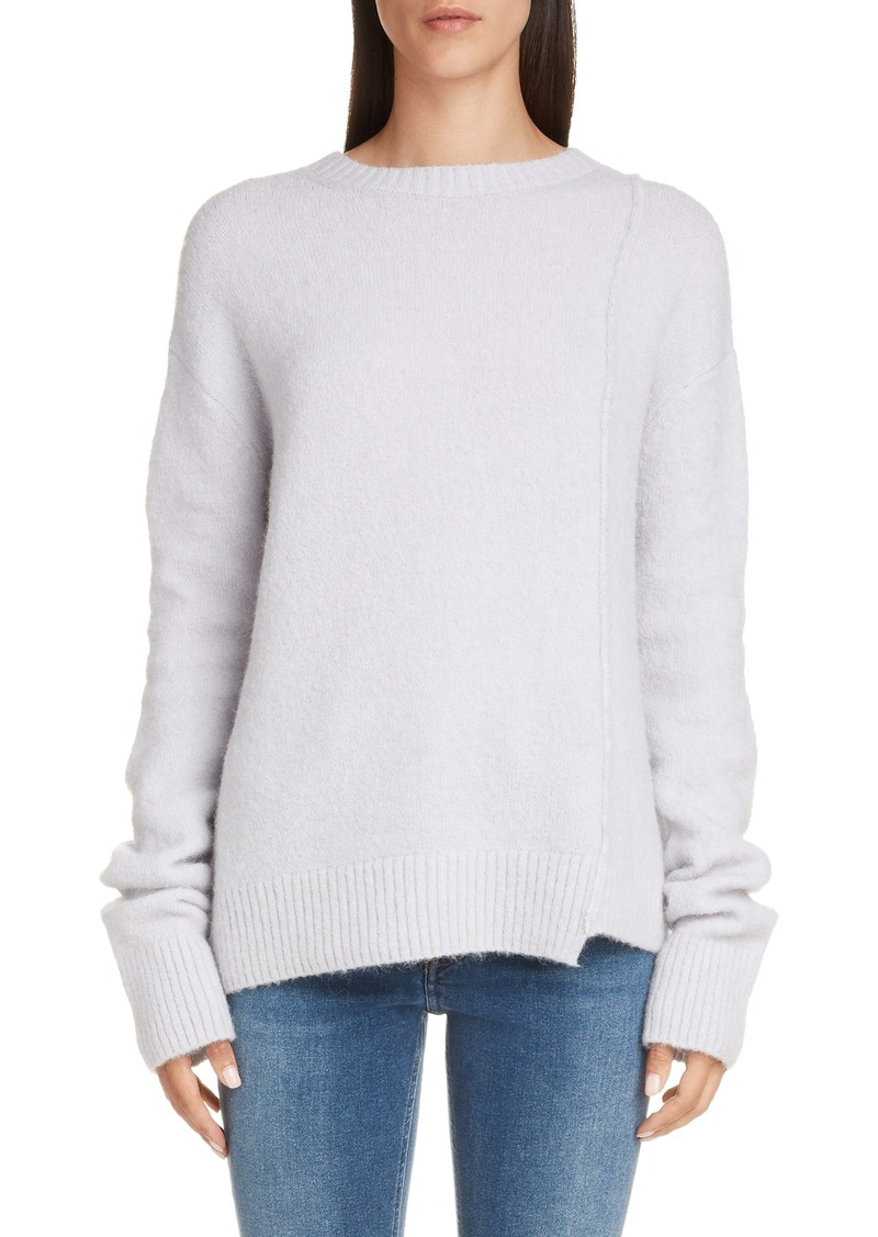 Acne Studios Kerna Asymmetrical Sweater
