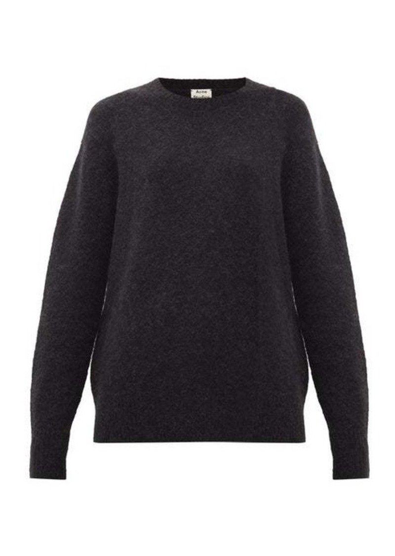 Acne Studios Kerna brushed sweater