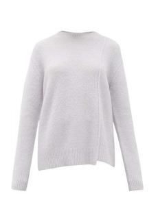 Acne Studios Kerna side-seam brushed sweater