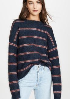 Acne Studios Khira Moh Knitwear Sweater